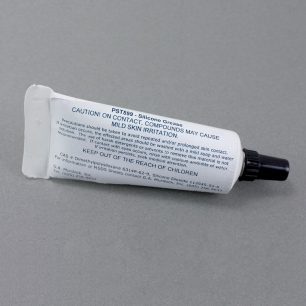 Silicone Grease, 2 oz. Plastic Tube
