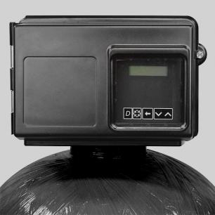 "Fleck 2850 Backwashing Filter with 21"" X 62"" Tank"