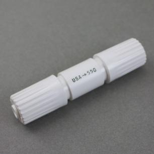"550 ml/m Inline Flow Restrictor 1/4"" Quick Connect"