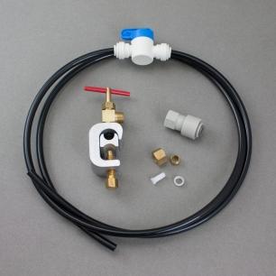 """Saddle Valve Inlet Kit, 1/4"""" Tubing"""