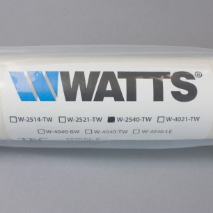 "Watts Commercial Membrane, 2.5"" X 40"", 800 GPD"