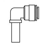 John Guest Plug-In Elbows