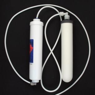 Sterasyl + Inline GAC Siphon Filter