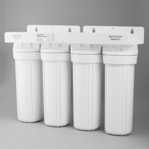 Simple Undersink Filter, Quadruple