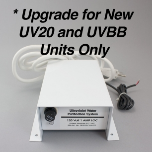Pura Lamp Out Circuit Upgrade 120 volt for UV20 or UVBB Units
