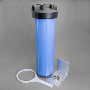 Compact Whole House Carbon Block filter