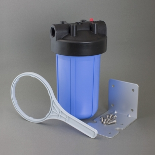 "Compact Whole House Sediment filter - 4.5"" x 10"""