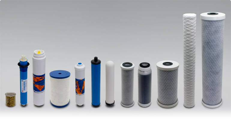 Water Filter Replacement Cartridges – Pure Water Products, LLC