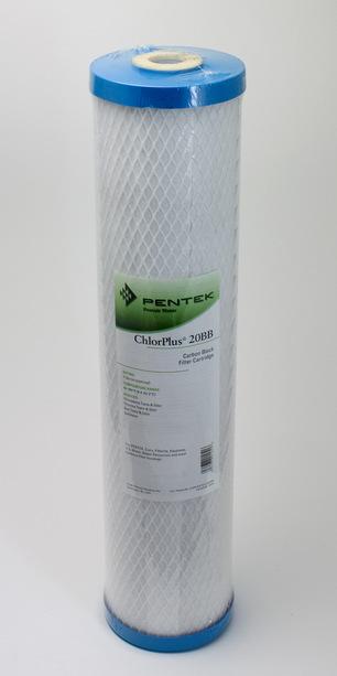 ChlorPlus-20BB Carbon Block