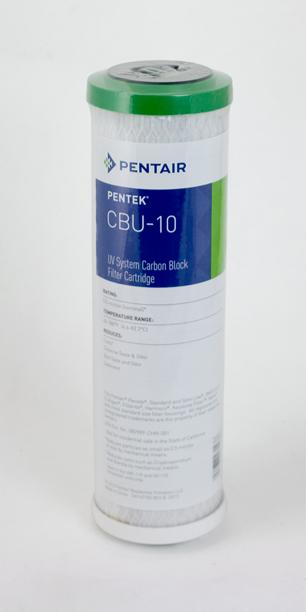 Pentek CBU-10 / Pura EPCB 0.5 Micron