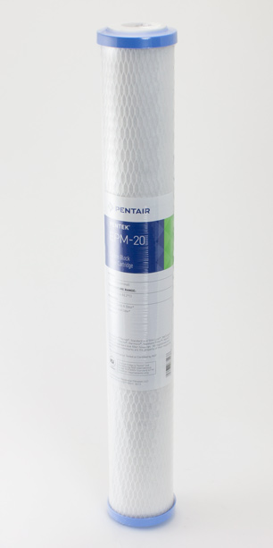 Pentek 10 Micron<br> Carbon Block Cartridge
