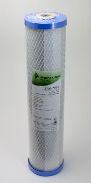 Pentek 10 Micron<br> CTO Carbon Block