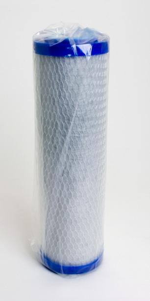 0.5 Micron Carbon Block<br> for UV Countertop