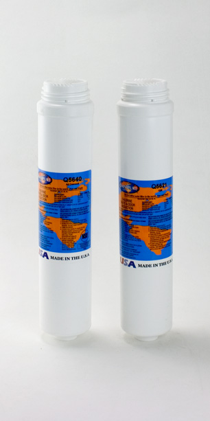 Complete Cartridge Change Pack for Q363 RO Unit