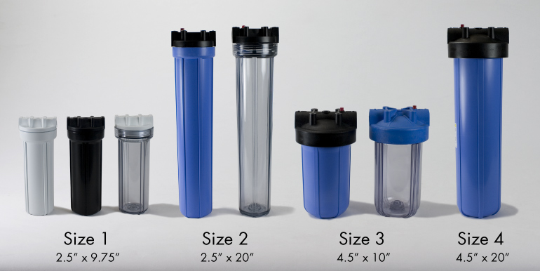 Basic Filter Housing Prices – Pure Water Products, LLC
