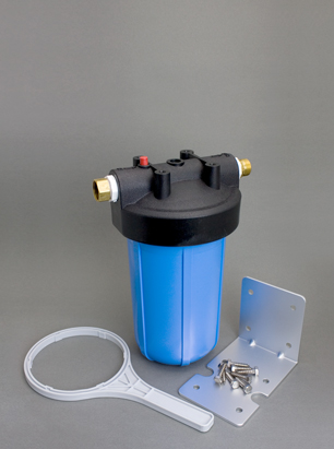 "Garden Hose Filter for 4.5"" x 10"" cartridges"