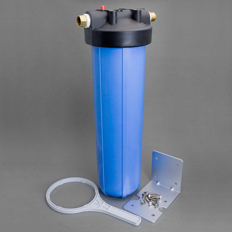 Garden Hose Filter For 4 5 X 20 Cartridges Pure Water Products Llc