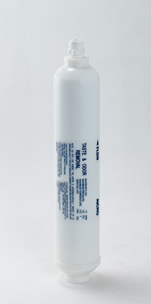 """10"""" Inline Aicro GAC<br> (1/4"""" Quick Connect Fittings)"""
