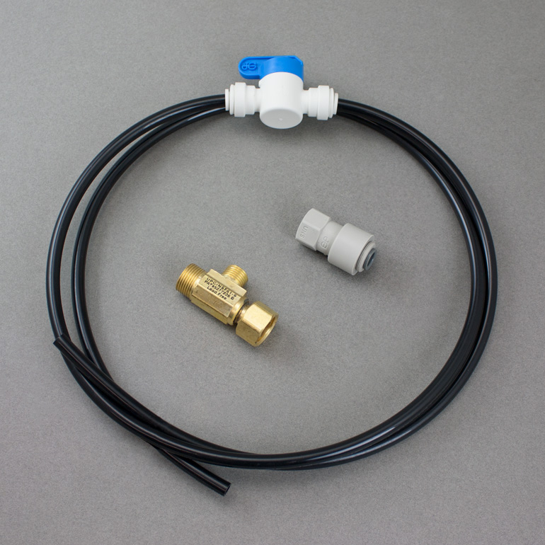 Max Adapter Inlet Kit 1 4 Quot Tubing Pure Water Products Llc