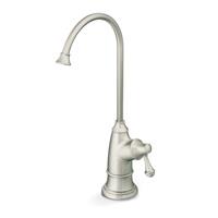 Tomlinson Designer Faucet, <strong>Satin Nickel</strong>