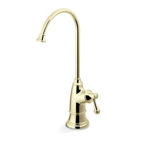 Tomlinson Designer Faucet, <strong>Polished Brass</strong>