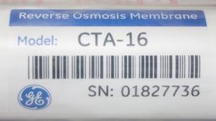16 GPD CTA Membrane (Chlorine Tolerant)