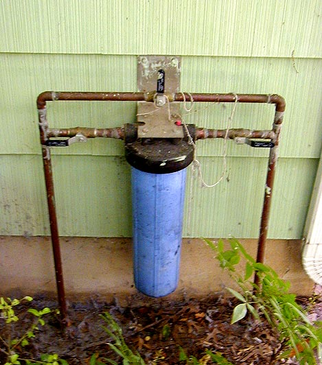 Whole House Filter With Bypass Pure Water Products Llc