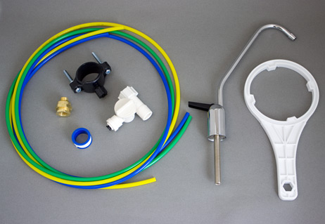 Included parts and accessories