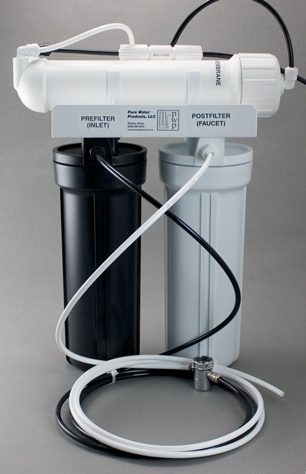 Countertop Reverse Osmosis Pure Water Products Llc