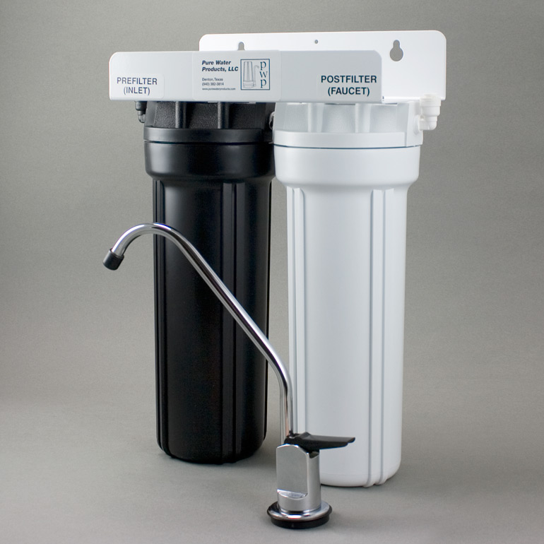 Undersink Filters Pure Water Products Llc