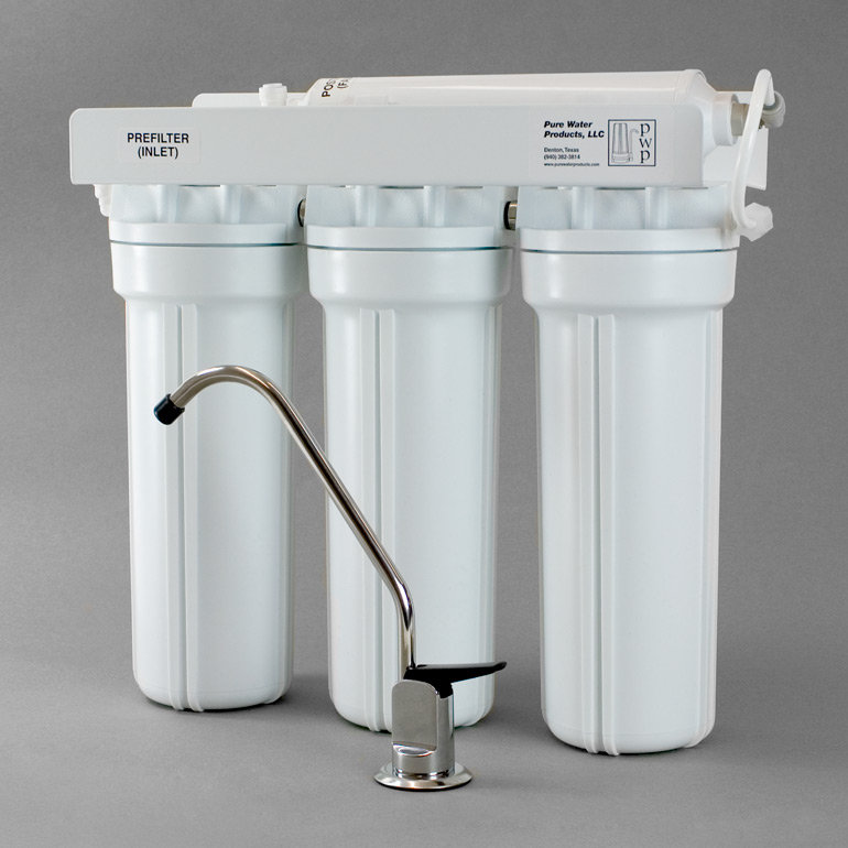 ... Performance Undersink Fluoride Filter – Pure Water Products, LLC