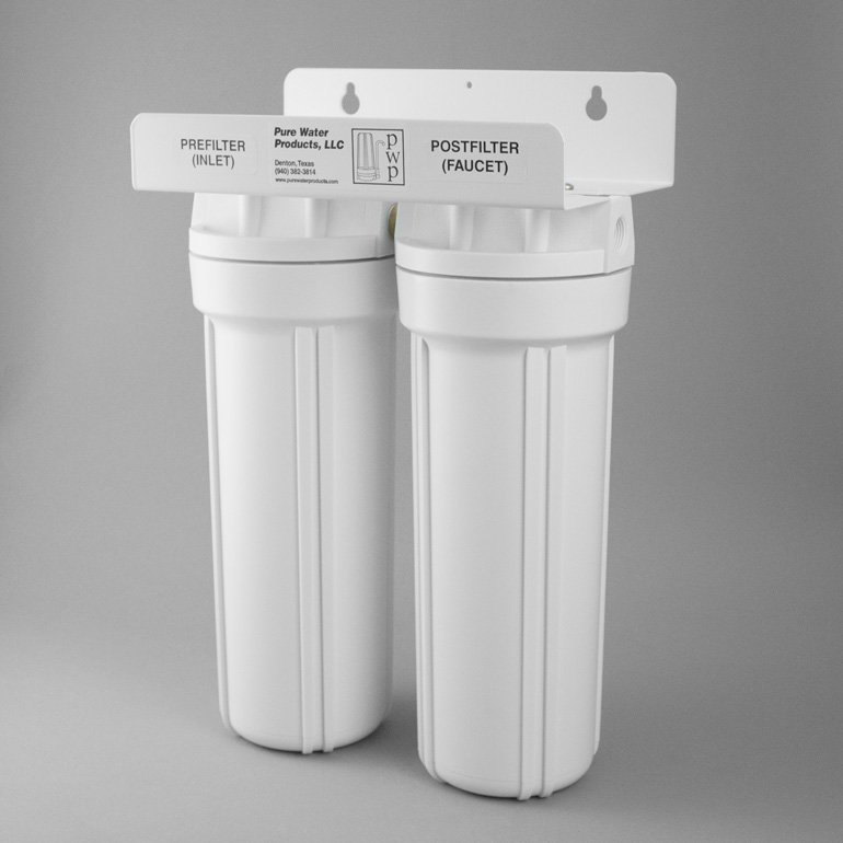Simple Undersink Filters Pure Water Products Llc