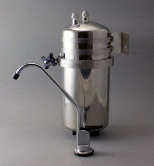 under sink water filter installation instructions