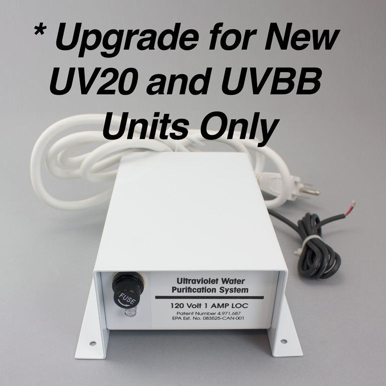 Pura Lamp Out Circuit Upgrade 120 volt for UV20 or UVBB Units – Pure ...