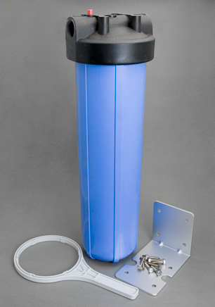 Compact Whole House Water Filters Pure Water Products Llc