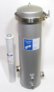 Stainless Steel Whole House Filter